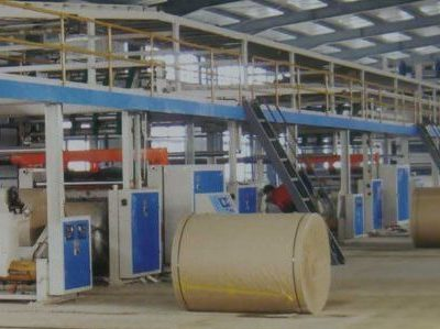 3-and-5-ply-automatic-paper-corrugated-board-plant